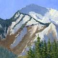 Mount Raymond by David King
