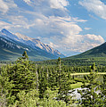 Mount Rundle by Heather Applegate