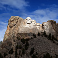 Mount Rushmore by Al  Mueller