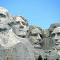 Mount Rushmore by American School