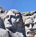 Mount Rushmore by Bonfire Photography
