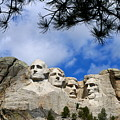 Mount Rushmore by Christiane Schulze Art And Photography