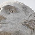 Mount Rushmore George Washington by Kyle Hanson