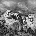 Mount Rushmore II by Tom Mc Nemar