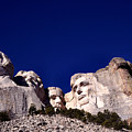 Mount Rushmore National Memorial by Thomas R Fletcher