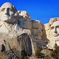 Mount Rushmore by Susan Rissi Tregoning