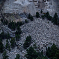 Mount Rushmore by Susie Weaver