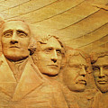 Mount Rushmore by Tony Baca