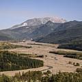 Mount Saint Helens Volcano Landscape by NaturesPix