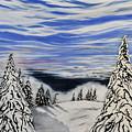 Mount Seymour by Caroline Liggett