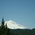 Mount Shasta by Joshua Sunday
