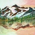Mount Shuskan by Sherry Shipley