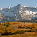 Mount Sneffels by David Lee Thompson