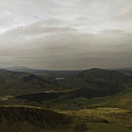 Mount Snowdon Panorama by R Thomas Berner