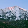 Mount Sopris Alpenglow by Jemmy Archer