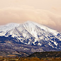 Mount Sopris by Marilyn Hunt