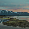 Mount Tallac At Sunset by Mitch Shindelbower