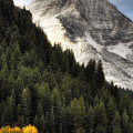 Mount Timpanogos 1 by Douglas Pulsipher