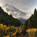 Mount Timpanogos 2 by Douglas Pulsipher