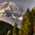 Mount Timpanogos 3 by Douglas Pulsipher