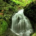 Mount Toby Roaring Falls by John Burk
