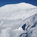 Mount Washington - White Mountain New Hampshire Usa Winter by Erin Paul Donovan