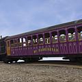 Mount Washington Cog Railway by Jemmy Archer