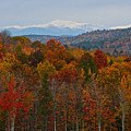Mount Washington From A Distance by Jeremy McKay