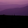 Mount Washington New Hampshire - Auto Road by Erin Paul Donovan
