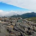 Mount Washington Observatory by Glenn Gordon