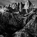 Mount Whitney by Evver Gonzalez