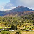 Mount Zeehan Valley Town. West Tasmania Australia by Jorgo Photography - Wall Art Gallery