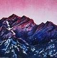 Mountain-1 by Tamal Sen Sharma