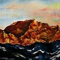 Mountain-3 by Tamal Sen Sharma
