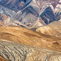 Mountain Abstract 4 by Hitendra SINKAR