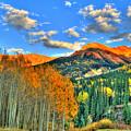 Mountain Beauty Of Fall by Scott Mahon