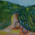Mountain Biking In The Santa Monica Mountains by Stacey Best