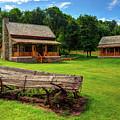 Mountain Cabin - Rural Idaho by Gary Whitton