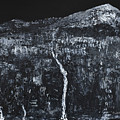 Mountain Cascade by Dick Bourgault