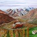 Mountain Castle by Klaus Rach