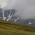Mountain Clouds  by Crystal Garner