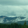 Mountain Clouds by Linda Kerkau