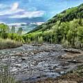 Mountain Creek by Al Beard