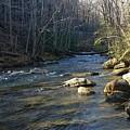 Mountain Creek by Jeff Harrell Jr