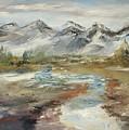 Mountain Fresh Water by Edward Wolverton