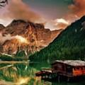 Mountain Getaway by Sarah Kirk