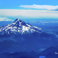 Mountain Grandeur by Susan Molnar