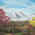 Mountain High by Dawn Nickel