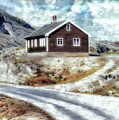 Mountain Home by Jim Hill