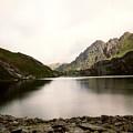 Mountain Lake by Catt Kyriacou
